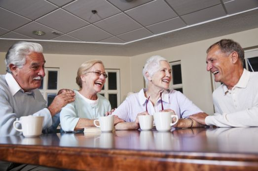 Residents receiving quality healthcare at Arbrook Plaza nursing home in Arlington, TX